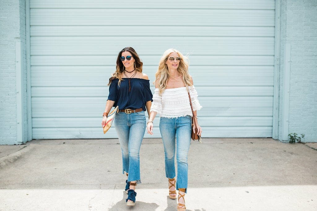 Cropped Flares, The Street Edit, Heather Anderson