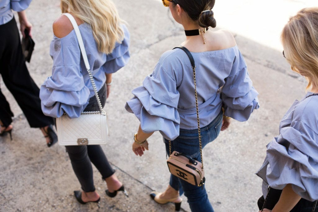 Chanel Boybag, Chanel Mules, Dallas Style Blogger, Chic at Every Age