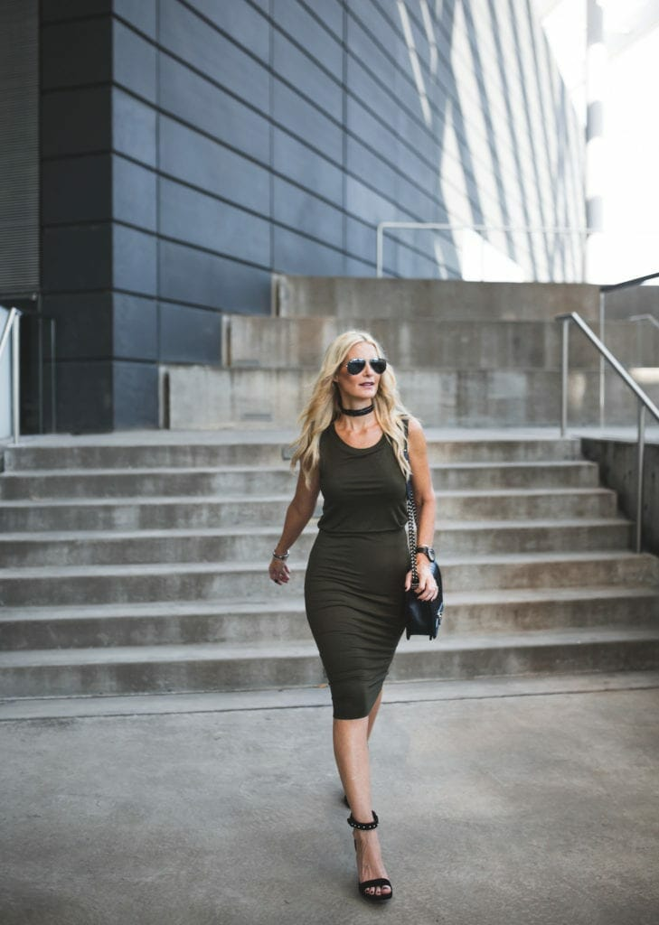 Leith Dress, Heather Anderson, Dallas Fashion Blogger