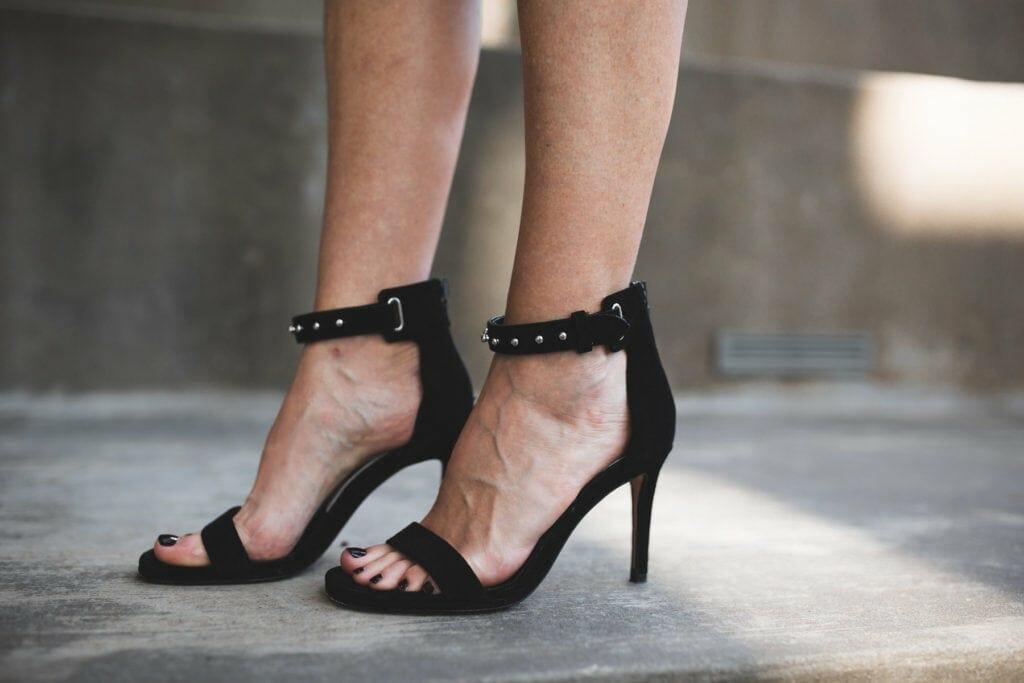 Studded Heels, Rag and Bone Heels
