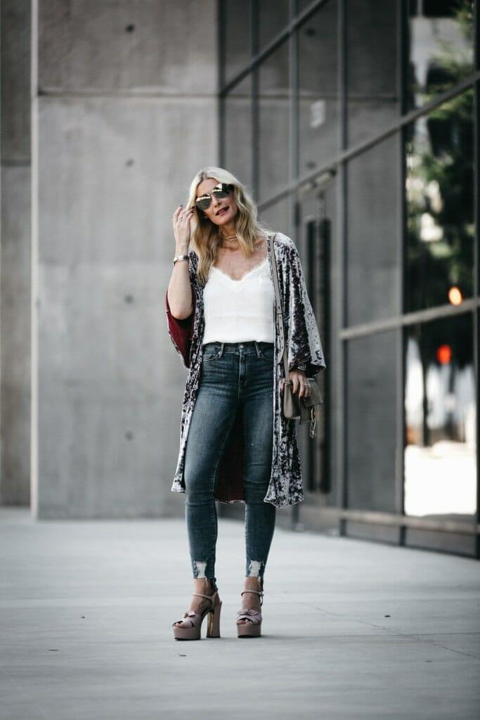 Good American High-Rise Jeans