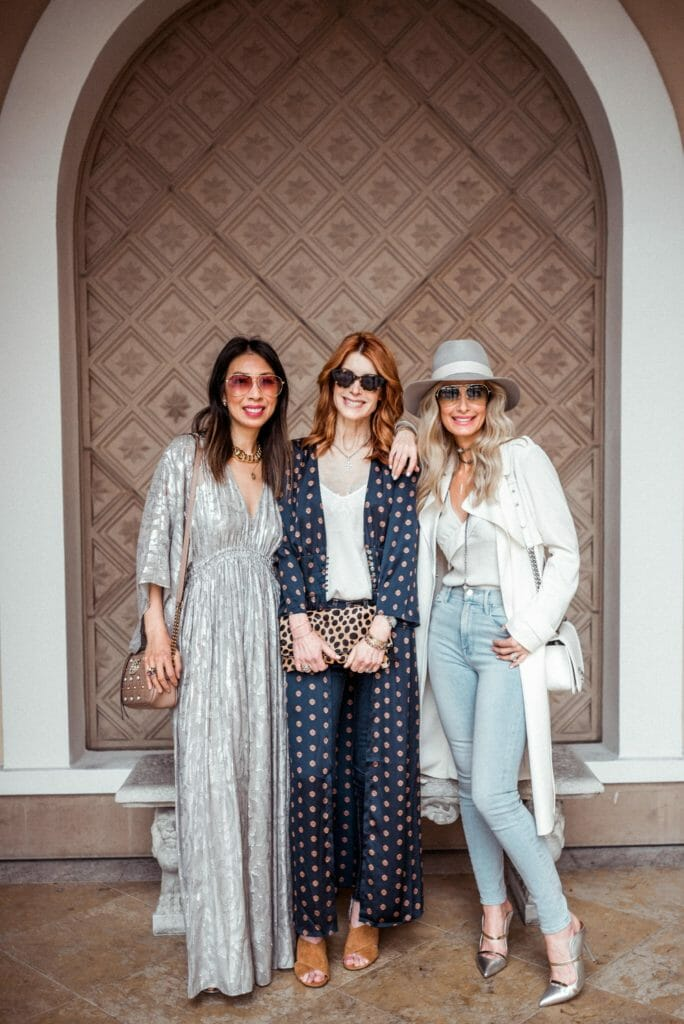 3 Dallas Bloggers in Beverly Hills, California