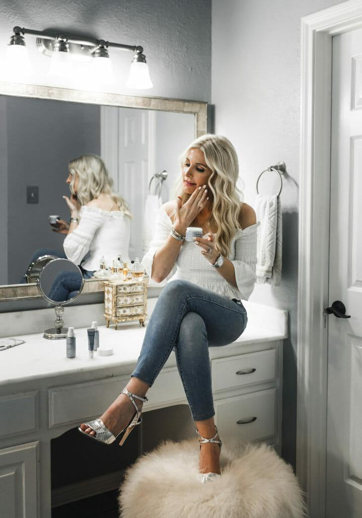 Wrinkle cream for women over 40