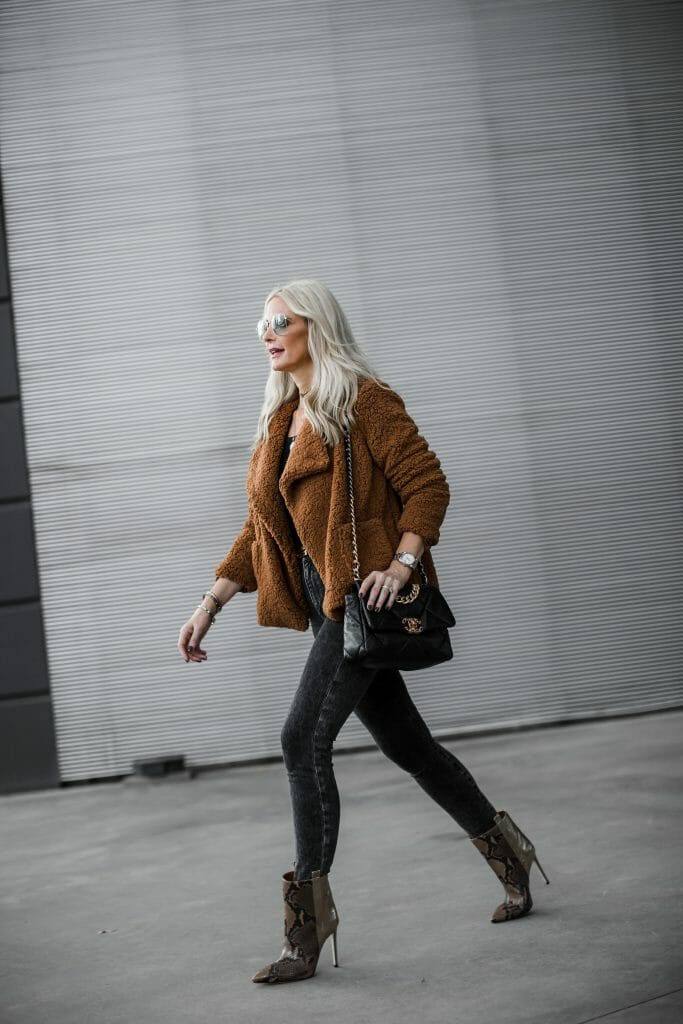 Fall boots for women over 40