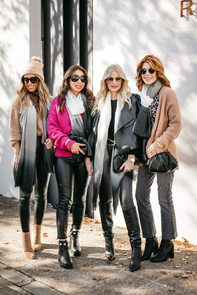 Chic at every age sharing Rachel Zoe Curateur style box